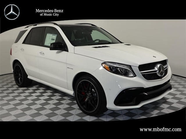 new 2018 mercedes benz gle gle 63 s amg suv suv in. Black Bedroom Furniture Sets. Home Design Ideas