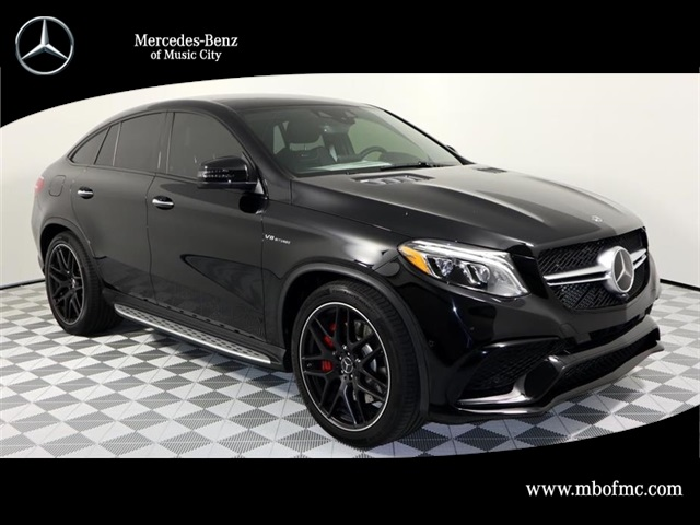 New 2018 mercedes benz gle gle 63 s amg coupe coupe in for Mercedes benz music city
