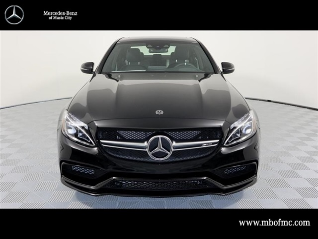New 2018 mercedes benz c class amg c 63 s sedan sedan in for Mercedes benz music city