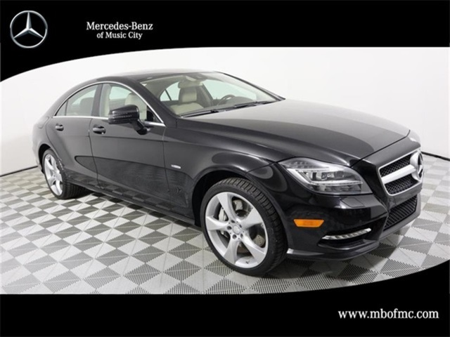 Certified Pre-Owned 2012 Mercedes-Benz CLS CLS 550