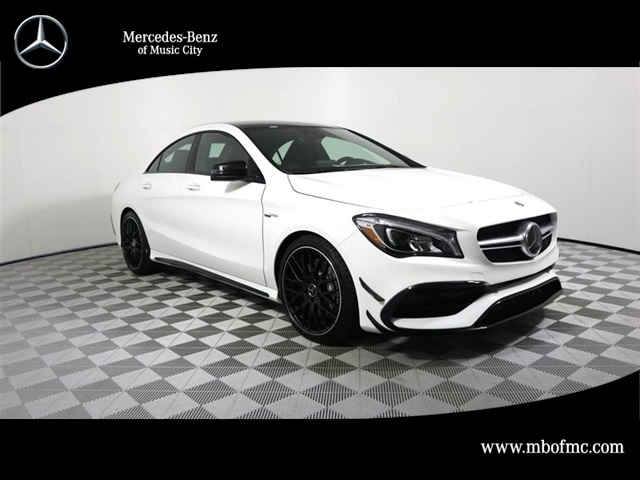 New 2019 Mercedes Benz CLA CLA 45 AMG®