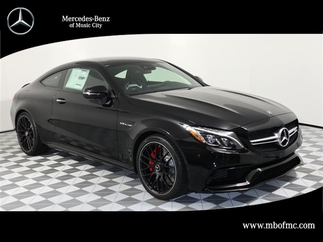 New 2018 mercedes benz c class amg c 63 s coupe coupe in for Mercedes benz music city